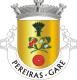 Brasão de Pereiras-Gare
