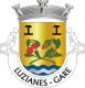 Brasão de Luzianes-Gare