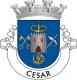 Brasão de Cesar