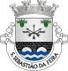 Brasão de São Sebastião da Feira