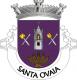 Brasão de Santa Ovaia