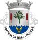 Brasão de Santana da Serra