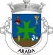 Brasão de Arada