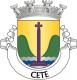 Brasão de Cete