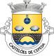 Brasão de Castelões de Cepeda