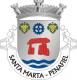 Brasão de Santa Marta