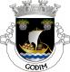 Brasão de Godim