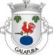 Brasão de Galafura