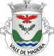 Brasão de Vale da Madeira