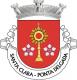 Brasão de Ponta Delgada - Santa Clara