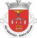 Brasão de Ponta Delgada - São Sebastião