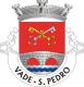 Brasão de Vade - São Pedro