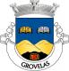 Brasão de Grovelas