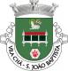 Brasão de São João Baptista de Vila Chã
