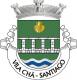 Brasão de Santiago de Vila Chã