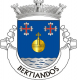 Brasão de Bertiandos