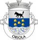 Brasão de Oriola
