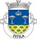 Brasão de Estela