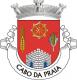 Brasão de Cabo da Praia