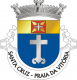 Brasão de Praia da Vitória - Santa Cruz