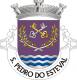 Brasão de São Pedro do Esteval