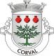 Brasão de Corval