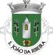 Brasão de São João da Ribeira