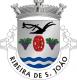 Brasão de Ribeira de São João