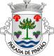 Brasão de Parada de Pinhão