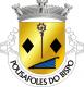 Brasão de Pousafoles do Bispo