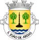 Brasão de São João de Areias