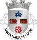 Brasão de Santa Maria de Lamas