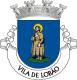 Brasão de Lobão