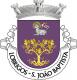 Brasão de São João Baptista de Lobrigos