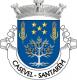 Brasão de Casével