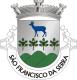 Brasão de São Francisco da Serra