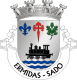 Brasão de Ermidas-Sado