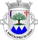 Brasão de São Bartolomeu da Serra