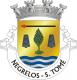 Brasão de São Tomé Negrelos