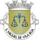Brasão de São Miguel de Vila Boa