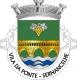 Brasão de Vila da Ponte
