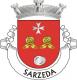 Brasão de Sarzeda