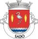 Brasão de Sado
