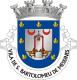 Brasão de São Bartolomeu de Messines