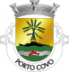 Brasão de Porto Covo