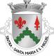 Brasão de Santa Maria e São Miguel