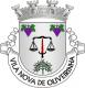 Brasão de Vila Nova de Oliveirinha