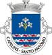 Brasão de Capelins - Santo António