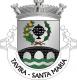 Brasão de Santa Maria Tavira