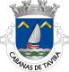 Brasão de Cabanas de Tavira